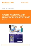 cover image - Neonatal and Pediatric Respiratory Care - Elsevier eBook on VitalSource (Retail Access Card),5th Edition