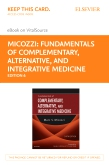 cover image - Fundamentals of Complementary, Alternative, and Integrative Medicine - Elsevier eBook on VitalSource (Retail Access Card),6th Edition