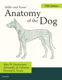 cover image - Miller and Evans' Anatomy of the Dog - Elsevier eBook on VitalSource,5th Edition