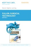 cover image - Elsevier Adaptive Learning for Surgical Technology (Access Card),7th Edition