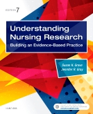 cover image - Evolve Resources for Understanding Nursing Research,7th Edition