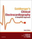 cover image - Goldberger's Clinical Electrocardiography - Elsevier eBook on VitalSource,9th Edition