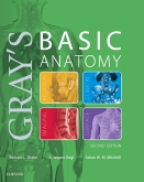 cover image - Evolve Resources for Gray's Basic Anatomy,2nd Edition