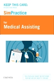 cover image - SimPractice for Medical Assisting