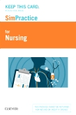cover image - SimPractice for Nursing (Access Card)