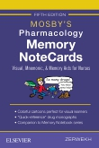 cover image - Mosby's Pharmacology Memory NoteCards,5th Edition