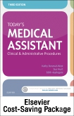 cover image - Today's Medical Assistant - Text and Checklists,3rd Edition