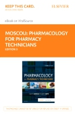 cover image - Pharmacology for Pharmacy Technicians - Elsevier eBook on VitalSource (Retail Access Card),3rd Edition