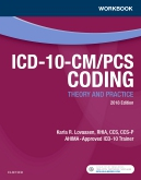 cover image - Workbook for ICD-10-CM/PCS Coding: Theory and Practice, 2018 Edition Elsevier eBook on VitalSource