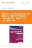 cover image - Workbook for ICD-10-CM/PCS Coding: Theory and Practice, 2018 Edition - Elsevier eBook on VitalSource (Retail Access Card)