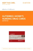 cover image - Mosby's Nursing Drug Cards - Elsevier eBook on VitalSource (Retail Access Card),24th Edition