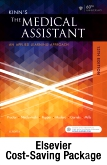 cover image - Kinn's The Medical Assistant - Text, Study Guide, and Checklists,13th Edition