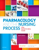 cover image - Pharmacology and the Nursing Process Elsevier eBook on VitalSource,9th Edition