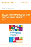 cover image - Pharmacology and the Nursing Process Elsevier eBook on VitalSource (Retail Access Card),9th Edition