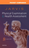 cover image - Pocket Companion for Physical Examination and Health Assessment - Elsevier eBook on VitalSource,8th Edition