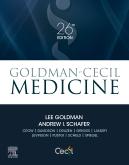 cover image - Evolve Resources for Goldman-Cecil Medicine,26th Edition