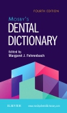 cover image - Mosby's Dental Dictionary Elsevier eBook on VitalSource,4th Edition
