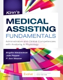 cover image - Kinn's Medical Assisting Fundamentals