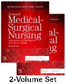 Lewiss Medical-Surgical Nursing - 2-Volume Set