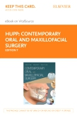 cover image - Contemporary Oral and Maxillofacial Surgery Elsevier eBook on VitalSource (Retail Access Card),7th Edition