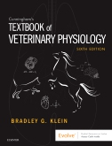 cover image - Cunningham's Textbook of Veterinary Physiology,6th Edition