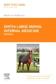 cover image - Large Animal Internal Medicine - Elsevier eBook on VitalSource (Retail Access Card),6th Edition