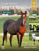 cover image - Large Animal Internal Medicine,6th Edition