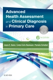 cover image - Advanced Health Assessment & Clinical Diagnosis in Primary Care,6th Edition