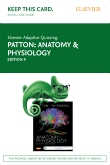 cover image - Elsevier Adaptive Quizzing for Anatomy and Physiology (Access Card),9th Edition