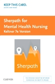 cover image - Sherpath for Mental Health Nursing (Keltner Version) - Access Card,7th Edition