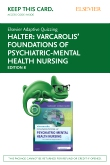 cover image - Elsevier Adaptive Quizzing for Halter Varcarolis' Foundations of Psychiatric-Mental Health Nursing (Access Card),8th Edition