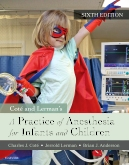 cover image - A Practice of Anesthesia for Infants and Children Elsevier eBook on VitalSource,6th Edition