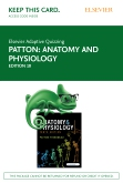 cover image - Elsevier Adaptive Quizzing for Anatomy and Physiology (Access Card),10th Edition
