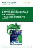 cover image - Elsevier Adaptive Quizzing for Fundamentals of Nursing – Nursing Concepts (Access Card),9th Edition