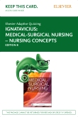 cover image - Elsevier Adaptive Quizzing for Medical-Surgical Nursing – Nursing Concepts (Access Card),8th Edition