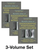 cover image - Merrill's Atlas of Radiographic Positioning and Procedures - 3-Volume Set,14th Edition