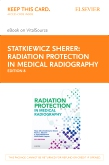 cover image - Radiation Protection in Medical Radiography - Elsevier eBook on VitalSource (Retail Access Card),8th Edition