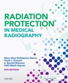 cover image - Radiation Protection in Medical Radiography - Elsevier eBook on VitalSource,8th Edition