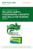 cover image - Elsevier Adaptive Quizzing for Fundamental Concepts and Skills for Nursing (Access Card),5th Edition