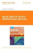 cover image - 2018 ICD-10-PCS Professional Edition - Elsevier eBook on VitalSource (Retail Access Card)