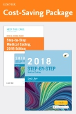cover image - Medical Coding Online for Step-by-Step Medical Coding, 2018 Edition (Access Code and Textbook Package)
