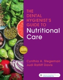 cover image - The Dental Hygienist's Guide to Nutritional Care Elsevier eBook on VitalSource,5th Edition
