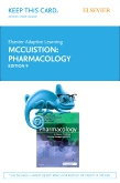 cover image - Elsevier Adaptive Learning for Pharmacology (Access Card),9th Edition