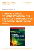 cover image - Student Workbook for Frommer's Radiology for the Dental Professional - Elsevier eBook on VitalSource (Retail Access Card),10th Edition