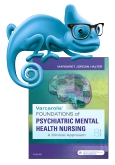 cover image - Elsevier Adaptive Learning for Varcarolis' Foundations of Psychiatric-Mental Health Nursing,8th Edition