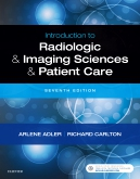cover image - Introduction to Radiologic and Imaging Sciences and Patient Care Elsevier eBook on VitalSource,7th Edition