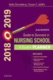 cover image - Saunders Guide to Success in Nursing School, 2018-2019 Elsevier eBook on VitalSource,14th Edition