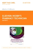 cover image - Mosby's Pharmacy Technician - Pageburst eBook on VitalSource (Retail Access Card),5th Edition