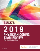 cover image - Buck's Physician Coding Exam Review 2019
