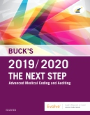 cover image - Buck's The Next Step: Advanced Medical Coding and Auditing, 2019/2020 Edition Elsevier eBook on VitalSource